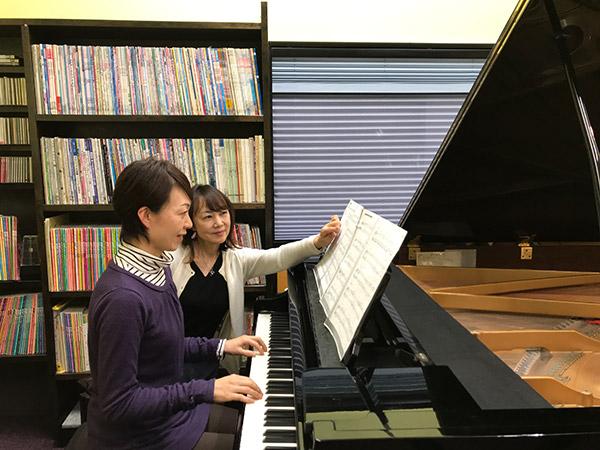 おとなのピアノ個人コース